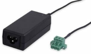 Fuente de alimentación de CA a CC para monitores industriales, para pruebas en banco de pantallas industriales con alimentación de CC