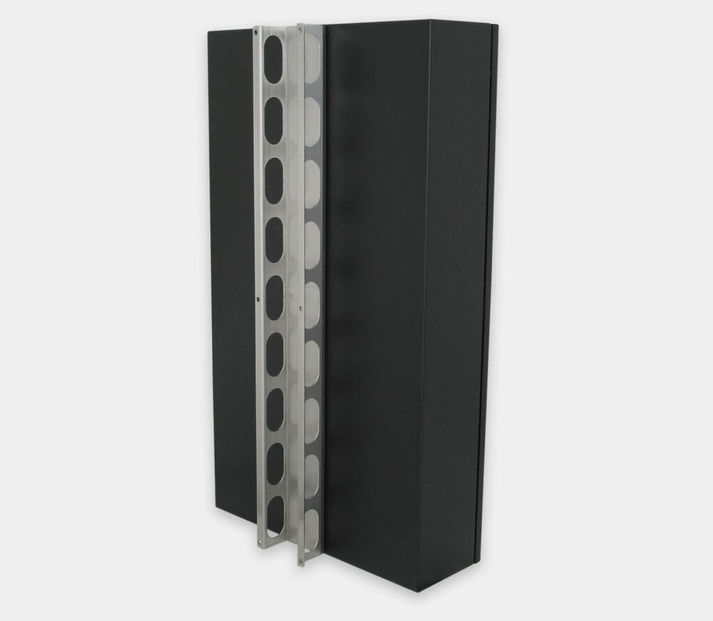 Soporte de montaje en pared para carcasas industriales para PC comerciales/industriales