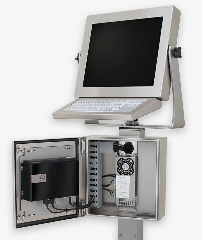Carcasas para PC pequeños y thin-clients industriales, historia