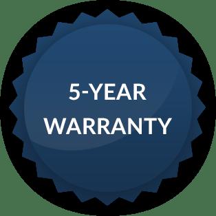 Credencial de garantía de 4 años para Hope Industrial Systems